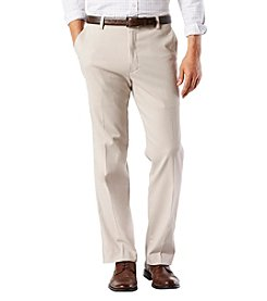 Dockers Easy Khaki Stretch Classic Fit Flat Front Pant