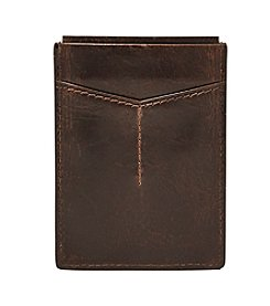 Fossil® Derrick Magnetic RFID Card Case Wallet