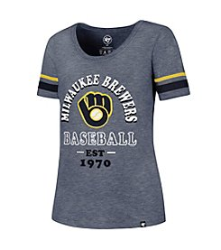 47 Brand MLB® Milwaukee Brewers Women's Fantasy Tee