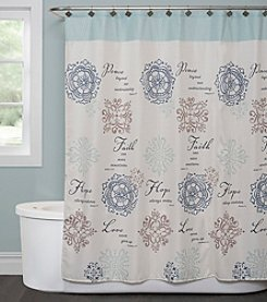 Saturday Knight, Ltd.® Karma Shower Curtain