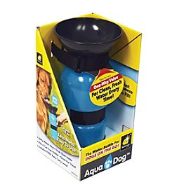 As Seen on TV Aqua Dog Water Bottle