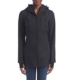 Nautica® Zip Front Soft Shell Jacket