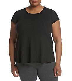 Calvin Klein Performance Plus Size Cotton Top