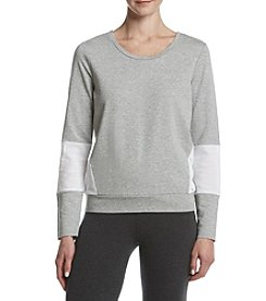 Ivanka Trump® Athleisure Crisscross Back Sweatshirt