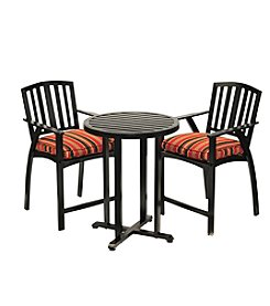 Sunjoy Berry Pointe High Bistro Set