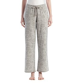 KN Karen Neuburger Medallion Printed Pants