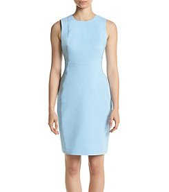Calvin Klein Compression Sheath Dress
