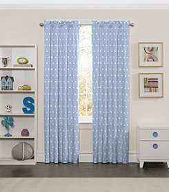 eclipse™ Cozy Cumulus Blackout Window Curtain Panel