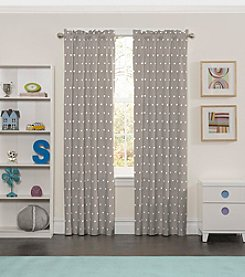 eclipse™ Peanut Pals Blackout Window Curtain Panel