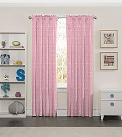 eclipse™ Tiny Bella Blackout Window Curtain Panel