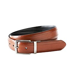 Tommy Hilfiger® Men's Two Tone Dress Belt