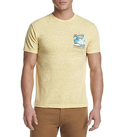 Paradise Collection® Men's Short Sleeve Same Ship Print Crew Tee