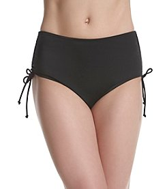 Caribbean Joe® Tummy Control Brief Bikini Bottoms