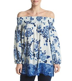 Chelsea & Theodore® Off Shoulder Top
