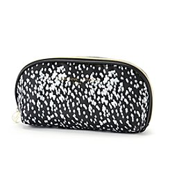 Tricoastal Pyramid Blurry Dot Loaf Pouch by Adrienne Vittadini
