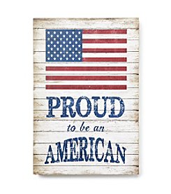 Living Quarters Americana Proud To Be Wall Art