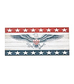 Living Quarters Americana Eagle Wall Art
