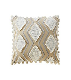 Brantly Geometric Embroidered Decorative Pillow