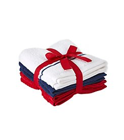 Living Quarters 6-Pk. Washcloths