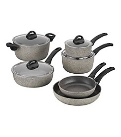 Ballarini Parma 10-pc. Aluminum Nonstick Cookware Set