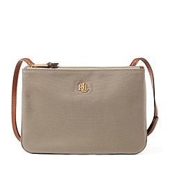 Lauren Ralph Lauren® Tara Nylon Crossbody Bag