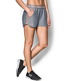 Under Armour® Play Up Printed Shorts