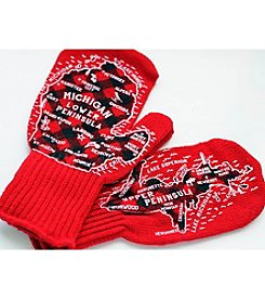 Michigan Mittens Michigan Map Mittens