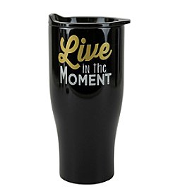 Boston Warehouse Live In The Moment Stainless Steel Tumbler