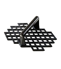 Charcoal Companion® Cast Iron Grill Marks Press