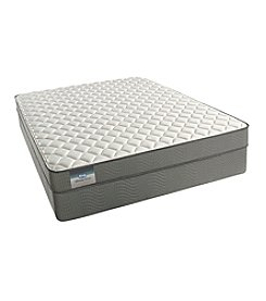 Simmons® BeautySleep® Blythe™ Firm Queen Mattress And Box Spring Set
