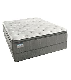 Simmons® BeautySleep® Carla™ Plush Pillowtop Twin Mattress & Box Spring Set