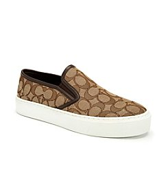 COACH CAMERON SLIP-ON SNEAKERS