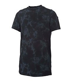 adidas® Boys' 8-20 Smoke Screen Baselayer Top