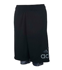adidas® Boys' 8-20 Baselayer Shorts