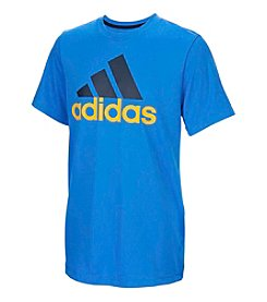 adidas® Boys' 2T-20 Perfect Logo Tee