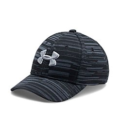 Under Armour® Boys' Striped Print Cap