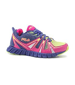 Fila Girls' Poseidon Sneakers