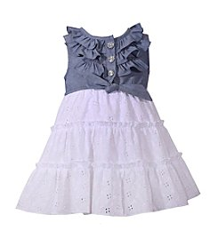 Bonnie Jean® Baby Girls' Top And Skirt Set