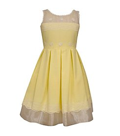 Bonnie Jean® Girls' 7-16 Flutter Lace Dress