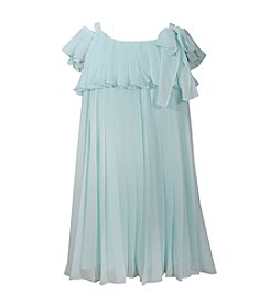Bonnie Jean® Girls' 7-16 Chiffon Cold Shoulder Dress