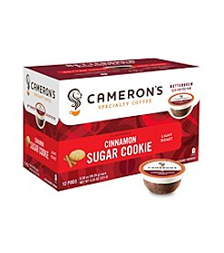 Cameron's Specialty Coffee Cinnamon Sugar Cookie 12-ct. Single Serve Coffee