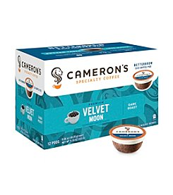 Cameron's Specialty Coffee Premium Velvet Moon 12-ct. Single Serve Coffee