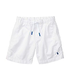 Polo Ralph Lauren® Boys' 2T-7 Poplin Pull On Shorts