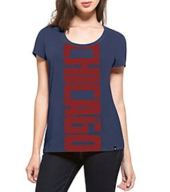 47 Brand MLB® Chicago Cubs Women's Flanker Tee
