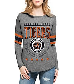 47 Brand MLB® Detroit Tigers Women's Heathered Long Sleeve Tee