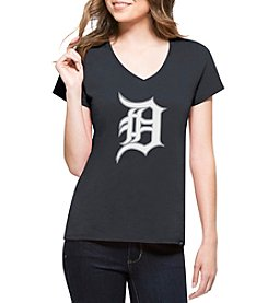 47 Brand MLB® Detroit Tigers Women's Splitter Short Sleeve Tee