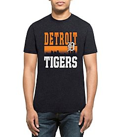 47 Brand MLB® Detriot Tigers Men's Skyline Short Sleeve Tee
