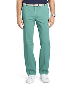 Izod® Men's Performance Straight Fit Stretch Casual Pants