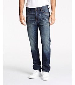William Rast® Men's Frosted Hixson Straight Fit Jeans