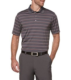PGA TOUR® Men's Big & Tall 3-Color Airflux Stripe Polo
